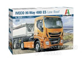 IVECO Hi-Way 480 E5 (Low Roof)