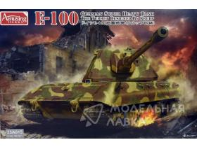 Тяжелый танк E-100 German Super Heavy Tank
