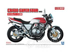 Honda CB400SF Surer Four 1982