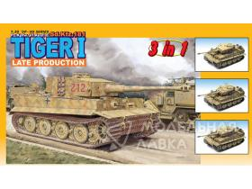 Танк Sd.Kfz. 181 Tiger 1 Late Production (3 in 1)