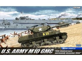 "САУ US Army M10 GMC""Anniv.70 Normandy Invasion 1944"""