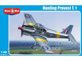 Самолет Hunting Provost T. 1