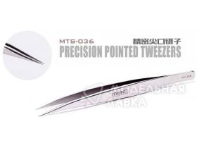 Precision Pointed Tweezers