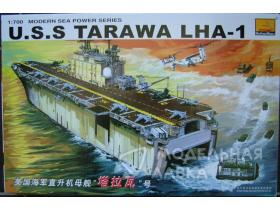 Modern Sea Power Series U.S.S. Tarawa LHA-1