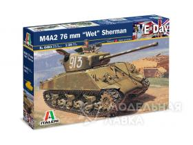 Танк M4A2 76 mm Wet Sherman