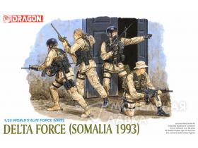 Солдаты Delta Force (Somalia 1993)