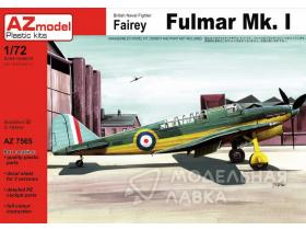 British Naval Fighter Fairey Fulmar Mk.I