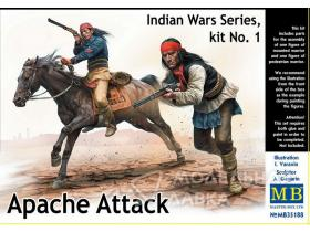 """Apache Attack"" Indian Wars series, kit #1"