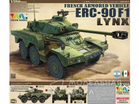 French Armored Vehicle ERC-90 F1