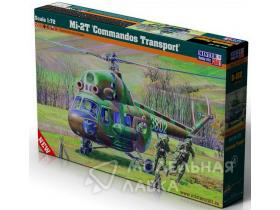 Вертолет Mi-2 Comandos Transport