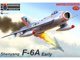 Shenyang F-6A Early