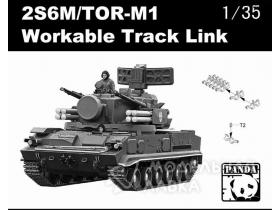2S6M/TOR-M1 Workable Track