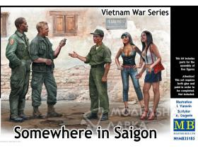 """Somewhere in Saigon"" Vietnam War series"