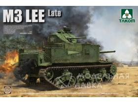 Танк US Tank M3 Lee Late