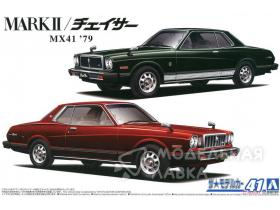 Toyota MX41 Mark II / Chaser MX41 '79