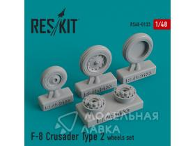 Колеса F-8 Crusader Type 2 wheels set