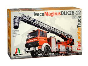 Fire Ladder Tr.Iveco-Mag.Dlk 23