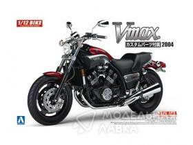 Yamaha Vmax with Custom Parts