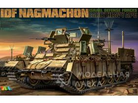 Израильская штурмовая машина IDF NAGMACHON Heavy IFV Early