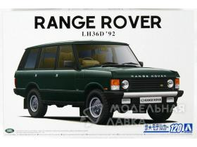 Land Rover Lh36d Range Rover Classic 92