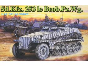 Sd.Kfz 253 le Beobachtung Panzer Wagen