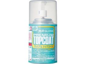Mr. Premium TopCoat (Gloss) Spray