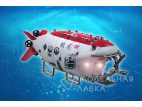 Chinese Jiaolong Manned Submersible