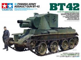 Танк BT-42 (Finnish)