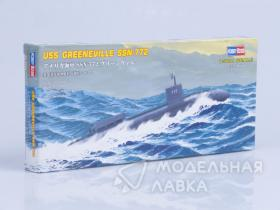 Подводная лодка USS Navy Greeneville submarine SSN-772
