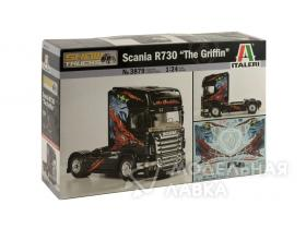 Грузовик Scania R730 ''The Griffin''