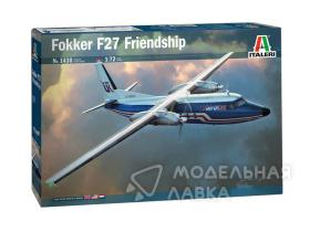 "Fokker F-27-400 ""Friendship"""