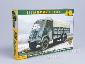 French 5t Truck AHR Ace