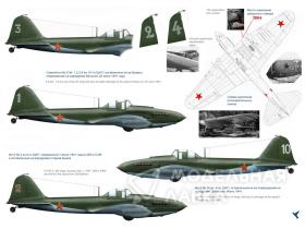 Декали Il-2 early versions (Part I)