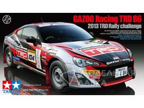 Автомобиль Gazoo Racing TRD 86 (2013 TRD Rally Challenges)