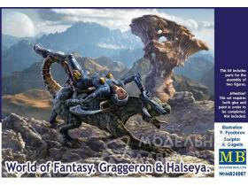 """World of Fantasy. Graggeron & Halseya"""