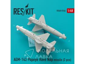 AGM-142 Have Nap missile for F-4, F-15, F-16, F-111 (2 pcs)