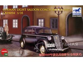 German Light Saloon Coach Mod.1937