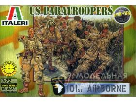 US WWII Paratroopers