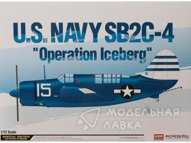 "Самолет U.S.Navy SB2C-4 ""Operation Iceberg"""