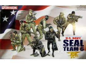Солдаты U.S. Navy SEAL Team 6