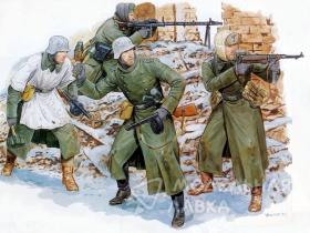 German 6th Army (stalingrad 1942-43)