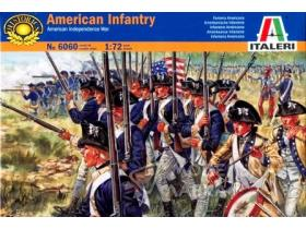 American War of Independence American Infantry