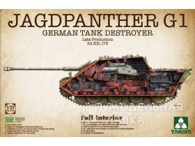 Jagdpanther G1 Late Production Sd.Kfz.173