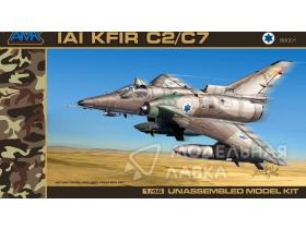 Самолет Israeli Air Force Kfir C2/C7