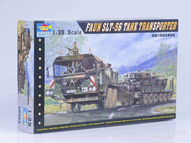 Trumpeter танковый транспортер фаун руднянский элеватор