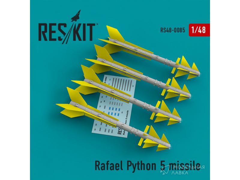 Ракета Rafael Python 5