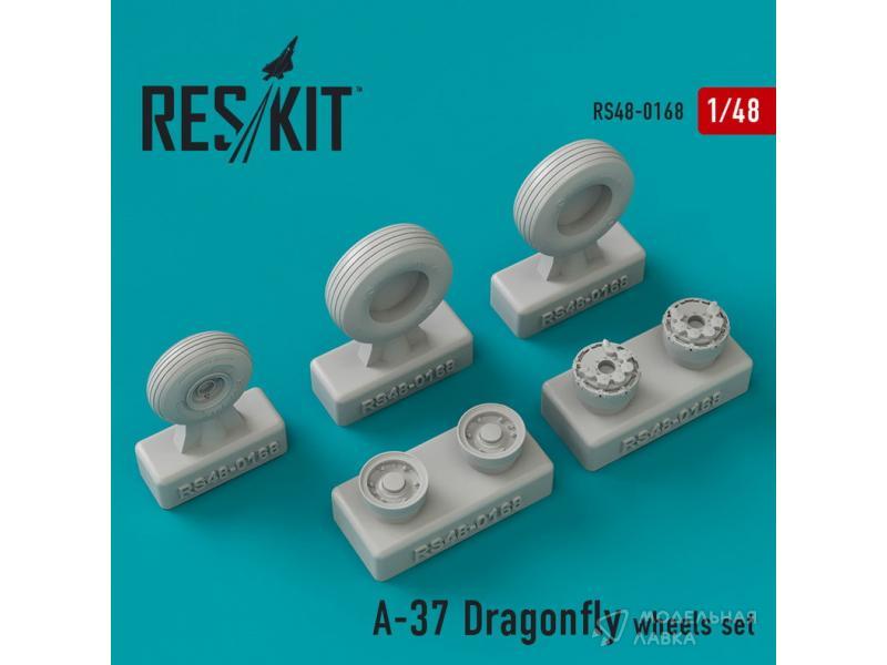 Комплект колес Dragonfly A-37